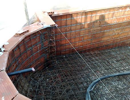 Construcci n de piscinas piscinas en madrid for Precio construccion piscina obra